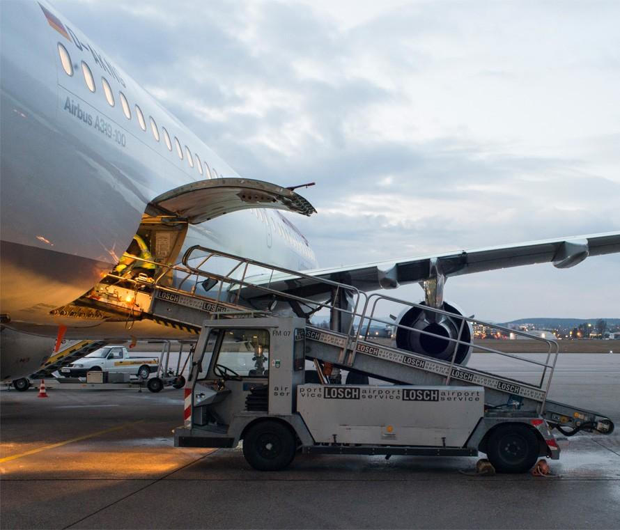Losch Airport Service - Stuttgart
