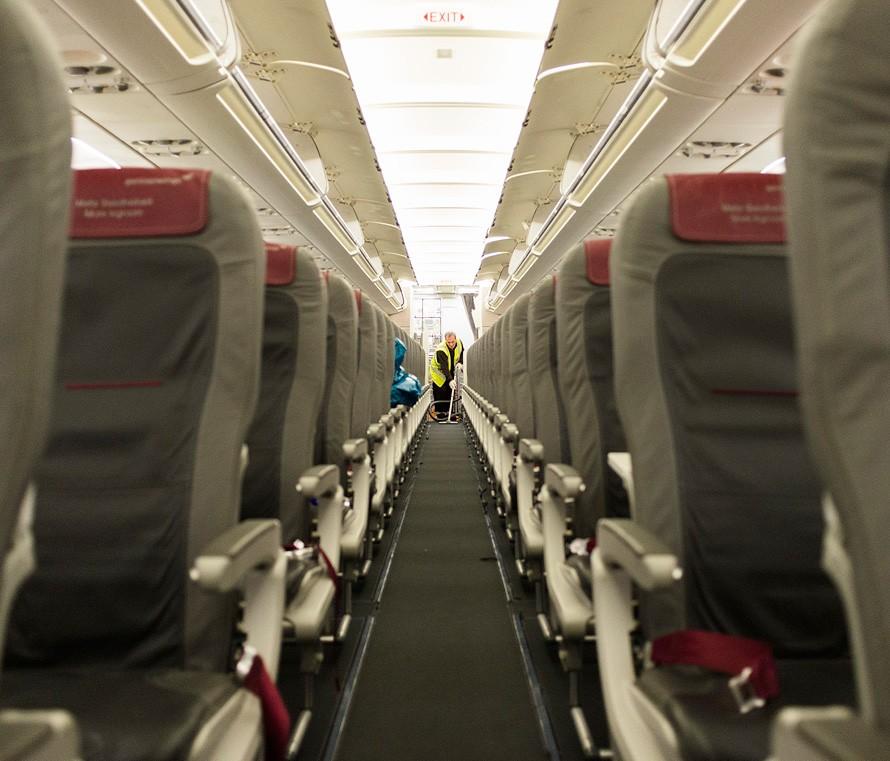 Flugzeug Reinigung von Losch Airport Service