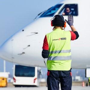 Joint Venture Swissport Losch GmbH & Co. OHG am Flughafen München